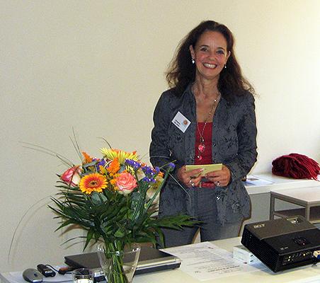 Bernadette Epp-Wöhrl, Heilpraktikerin, Sehtrainerin, BreathWalk-Trainerin